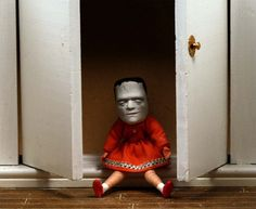 CW Wells-The Monster in My Closet | Flickr - Photo Sharing!