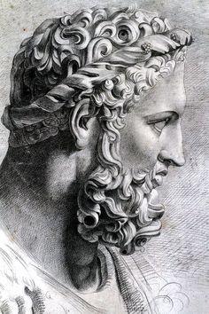 Hercules (Heracles) head.
