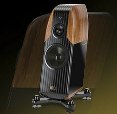 Wizard High-End Audio Blog: Kharma Exquisite Classique speakers with new Omega 7 driver