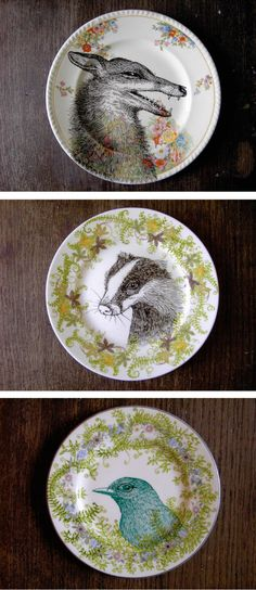 Magda Boreysza - ceramics :: I want that top fox one