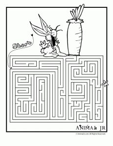 spring maze 1  - pinned by @PediaStaff – Please Visit  ht.ly/63sNt for all our pediatric therapy pins
