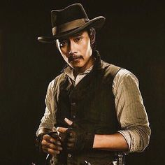 Magnificent Seven 2016, Lee Byung Hun, Sundance Kid, Cowboy And Cowgirl, Texas, Dead Man, Guy Pictures, Drama Movies, Old West