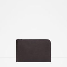 ZARA - COLLECTION SS16 - BASIC PORTFOLIO STYLE WALLET