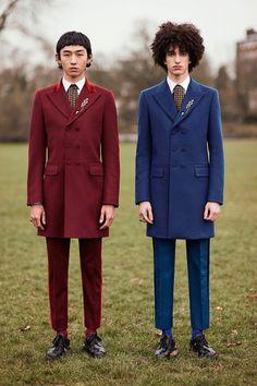 Alexander McQueen FW17.  menswear mnswr mens style mens fashion fashion style alexandermcqueen campaign lookbook