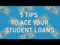 5 tips for taking out student loans (because you'll probably have to): Studying up on student loans