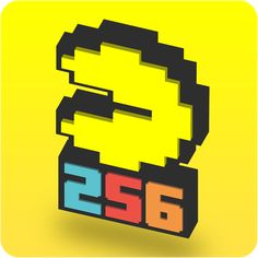 PAC-MAN 256 - Endless Maze v1.2.1 b43 [MOD]