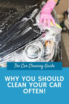 3 Convincing Reasons to Keep Your Car Clean – The Car Cleaning Guide Car Cleaning Hacks, Clean Your Car, Car Detailing, Car Wash, Sport Cars, Vehicle, Van, Sports, Exterior