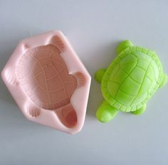 Tortoise Soap Mold Flexible Silicone Mould For Handmade Soap Candle Candy Cake Fimo Resin Crafts H0044 by NaturalRepublic on Etsy https://www.etsy.com/listing/151764731/tortoise-soap-mold-flexible-silicone