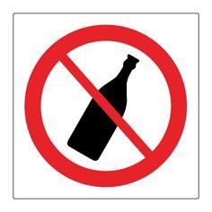 Flasker forbudt - Kjøp Forbudsskilt her Joker Iphone Wallpaper, School, Art, Art Background, Kunst, Schools, Gcse Art