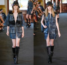 Ellus Brazil 2014 Winter Womens Runway | Denim Jeans, Designer Brands, Fashion Week Runway Catwalks, Season Collections Lookbooks, Fashion Forward Curation, Trendcast Trendsetting Forecast Styles, Spring Summer Fall Autumn Winter