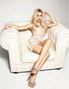 I see London, I see France, I almost see Shakira's underpants.