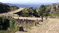 Red de senderos del Sistema Central Sierra de Gata