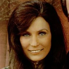 Loretta Lynn! All my friends make fun of me, but she is one of my favs!!