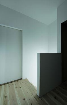 """House for Installation by Jun Murata JAM """"Location: Kashiwara, Osaka Prefecture, Japan"""" 2014"""