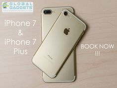 Pre-orders are now live for the new #iPhone7 and #iPhone7Plus. Book your iPhone 7 NOW!! at Global Gadgets,  52-A, Khan Market New Delhi 110003 Contact- 8800089000 9899895000