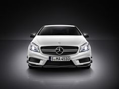 The upcoming Mercedes A Class facelift model is anticipated to be debuted at the Frankfurt Motor Show internationally.