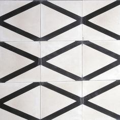 Morrocan cement tiles with scandinavian touch.