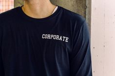 CORPORATE CREST $36 (BLACK) #CORPORATEGOTEM