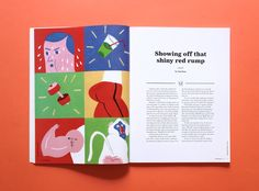 Illustrator Alice Moloney recently wrote an opinion piece for It's Nice That about whether illustrators should be treated like designers. Her article was an emphatic yes, as more illustrators are being commissioned as if they were designers, blurring the boundaries between the two disciplines. Barce