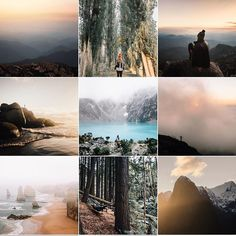 @lauraalycebell's grid is amazing! This Melbourne Australia photographer shoots beautiful work. If you want to feel inspired check her out. Tonya and I visited Australia  a while back and had the privilege to see the 12 Apostles (bottom left corner) in person. It was something I will never forget. Thanks for bringing back some sweet memories. #liveauthentic #carrywell #supportthemakers #thatsdarling #australia #12apostles by hearthmagazine http://ift.tt/1ijk11S