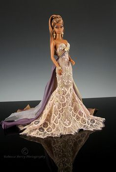 Toujour Couture borrows Christabelle's gown 1 by think_pink1265, via Flickr