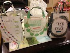 FUN!!! Make gift bags from your catalogs!