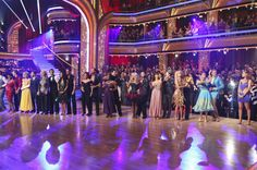 DWTS Love it........in UK watched it and the original Strictly Come Dancing....