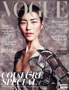 Liu Wen | Vogue Thailand