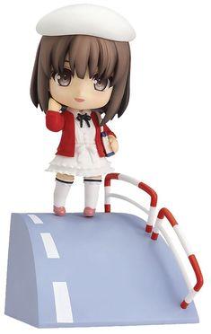 Toys & Hobbies Smart Nendoroid 819 Anime Saenai Heroine No Sodatekata Kato Megumi Action Figure Cute Girl Pvc Model Collection Toys