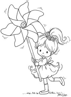 Penny Black digi Stamps