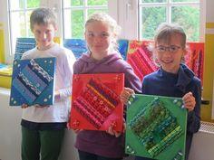 Projektwoche Kunst, die Zweite | Grundschule Everswinkel