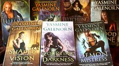 """Sisters of the Moon Series..."" by Yasmine Galenorn"