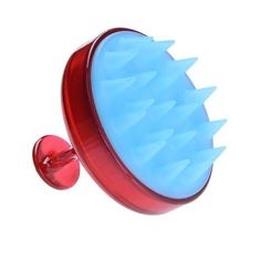 The Original Silicone Shampoo Brush encourages hair growth, soothe scalp problems, combats dandruff, stops itchiness and gives your head a much-needed massage. The soft silicone bristles carefully lift away dead skin, dirt and increases blood flow. Shampoo Brush, Body Shampoo, Scalp Problems, Healthy Scalp, Healthy Hair, Bath Brushes, Hair Scalp, Oily Scalp, Good Massage