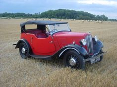 SOLD, I will let the photos speak for themselves - You can go anywhere in this tourer but the new ow Vintage Cars, Antique Cars, Austin Cars, Veteran Car, Vintage Cycles, Morris Minor, Car Car, Old Cars, Motor Car