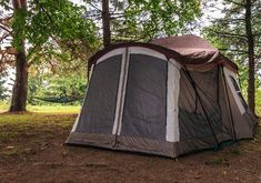 Need a cabin tent for an upcoming camping trip? Find out my recommendations for the best cabin tents! Cabin Tent, Get Outside, Camping Gear, Tents, The Great Outdoors, Outdoor Gear, Hiking, Good Things, Explore
