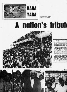 Baba Yara Tribute