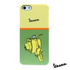 Protégez votre iPhone 5 avec un Vespa ! #coque #vespa #vintage #iPhone5 #case