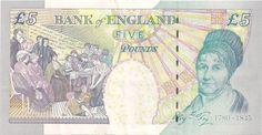 Wertseite: Geldschein-Europa-Westeuropa-Vereinigtes Königreich-England-Bank of-Pound-5.00-2012