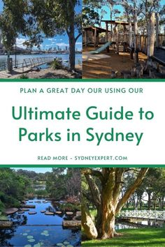 The Ultimate Guide to the Best Parks Sydney Wide