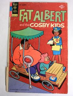 FAT ALBERT and the Cosby Kids 1975 Vintage Comic Book GOLD KEY® Bill Cosby Jr. | eBay