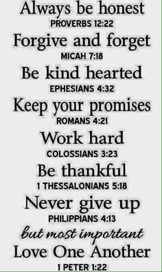 Bible verses for living. Bible Verses Quotes, Bible Scriptures, Bible Verses For Kids, Kids Bible, Lesson Quotes, Spiritual Quotes, Positive Quotes, Quotes To Live By, Me Quotes