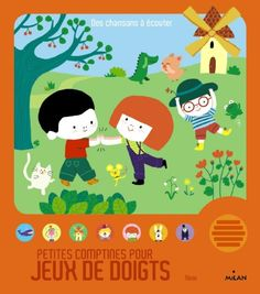 Amazon.fr - Petites comptines jeux de doigts - Minie - Livres Milan, Playground, Snoopy, Kids Rugs, Toys, Fictional Characters, Art, Amazon Fr, Nature