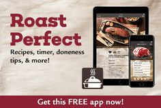 Deliciously Bold Eye of Round Roast - Certified Angus Beef® Recipes Roast Beef Recipes, Burger Recipes, Sirloin Roast, Roast Tenderloin, Pork Chops, Easy Pot Roast, Swiss Steak, Prime Rib Roast, Angus Beef