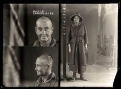 photo police sydney australie mugshot 1920 27 Portraits de criminels australiens dans les années 1920  photo photographie histoire featured art
