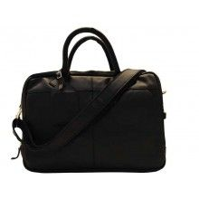 Cowboysbag Laptoptas Fairbanks Zwart
