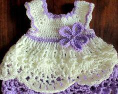 Crochet Baby Dress, Baby Dress pattern, Crochet Baby Dress Pattern, Handmade Baby Dress, Baby Dress Pattern