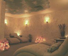 Relax Salt Cave Room