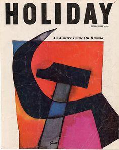 Holiday Magazine - October 1963