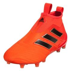 pretty nice 7097a 8a052 adidas ACE 17+ Purecontrol FG Soccer Cleat - Solar Orange Core Black Solar  Red   SOCCER.COM