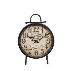 Privilege International Clock